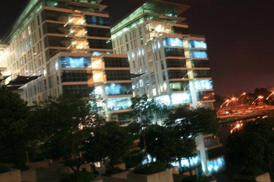 Ruemz Hotel : view from Ruemz