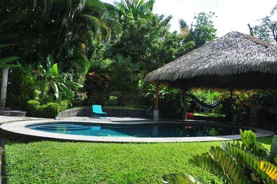 Costa Paraiso: Der Pool