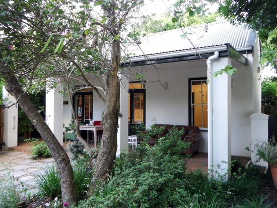 Akademie Street Boutique Hotel and Guest House: Vreugde Cottage