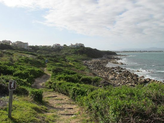 Saint Francis Bay, South Africa: Two habour walk