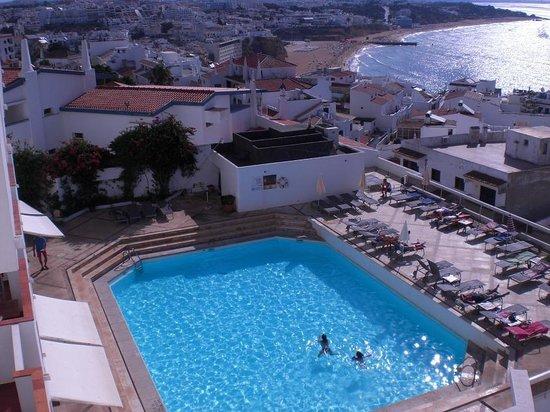 Belver Boa Vista Hotel & Spa: piscina