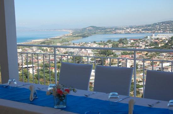 terrazza - Foto di Villa Fortezza, Monte Di Procida - TripAdvisor