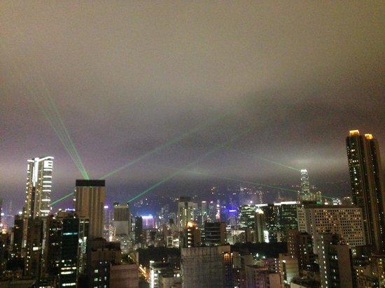 HK Laser Show