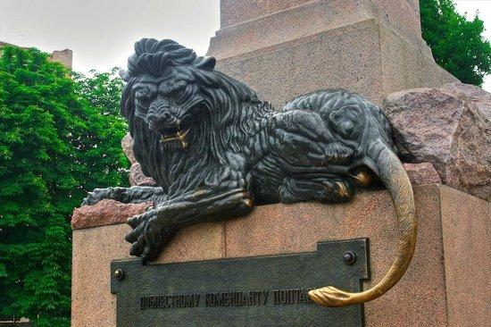 Poltava Defenders Monument