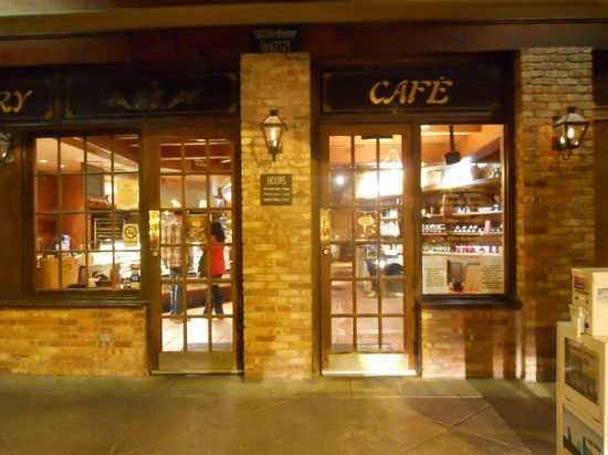 La Madeleine Cafe Houston Texas
