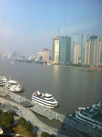 Hotel Indigo Shanghai on the Bund: View from room