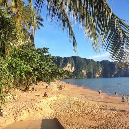 The Verandah : Центральный пляж Ao Nang
