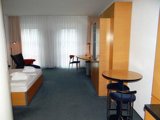 Novum Select Hotel Berlin Ostbahnhof: Innside Premium Hotels Berlin - room #603