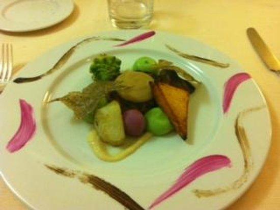 """Joia: Il secondo: """"Maggese"""": verdure varie al forno"""