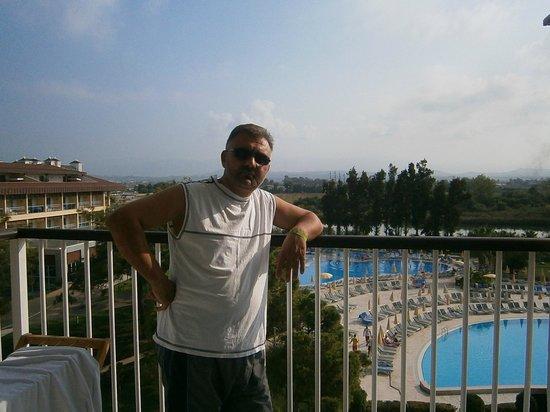 Otium Eco Club Side: havuz..
