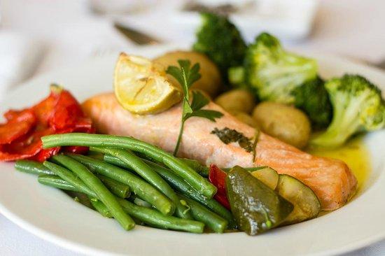 Hathway Restaurant: Food