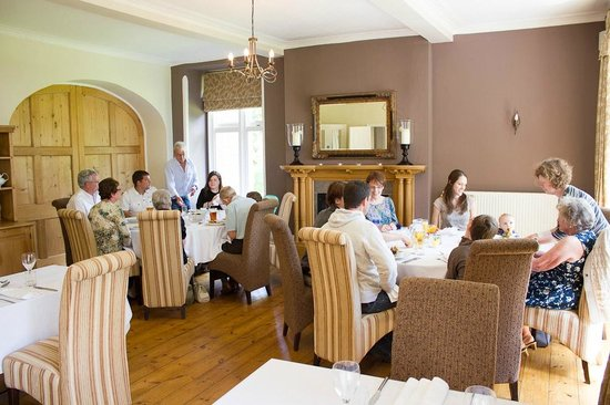 Hathway Restaurant: A busy lunchtime