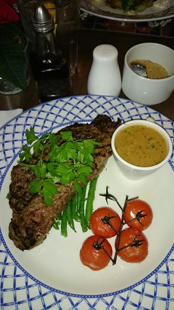 Cafe Hans: Steak