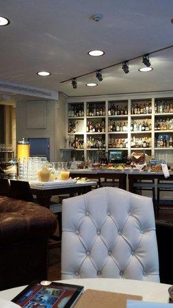 Lydmar Hotel : Colazione