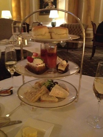 The Grand Hotel Eastbourne : Beautiful selection of treats