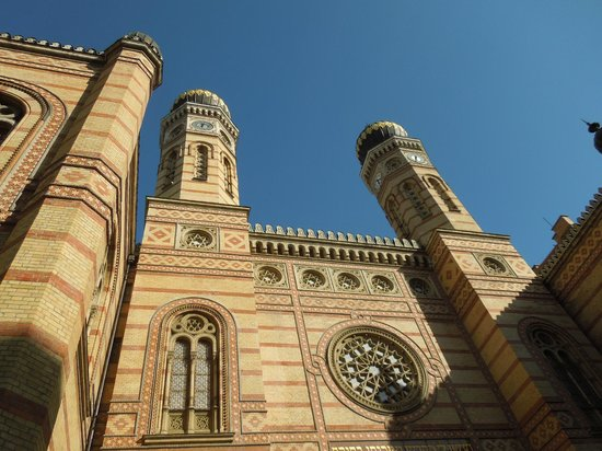 Great / Central Synagogue (Nagy Zsinagoga)