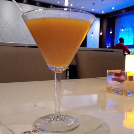 The Westin Prince Toronto: Lounge