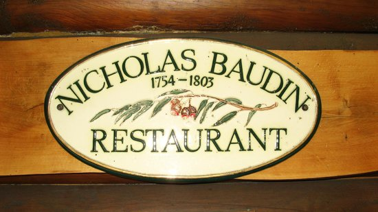 Nicolas Baudin's Restaurant and Bar