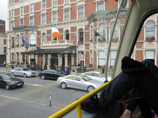 Dublin Bus - Hop on Hop Off Tour: Dublin