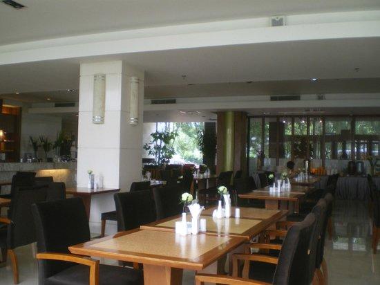 BEST WESTERN Grandsky Hotel Beijing: Frühstücksraum