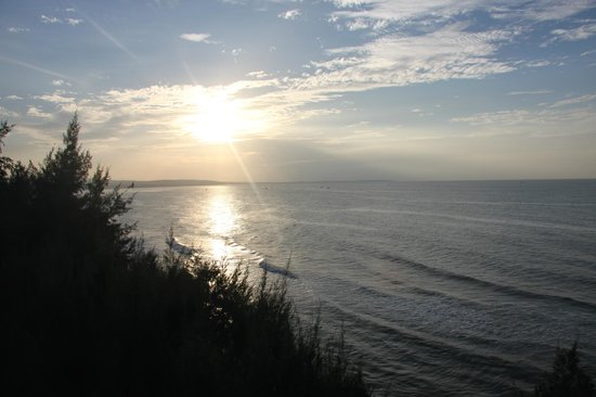 Sunny Beach Resort: вид из номера