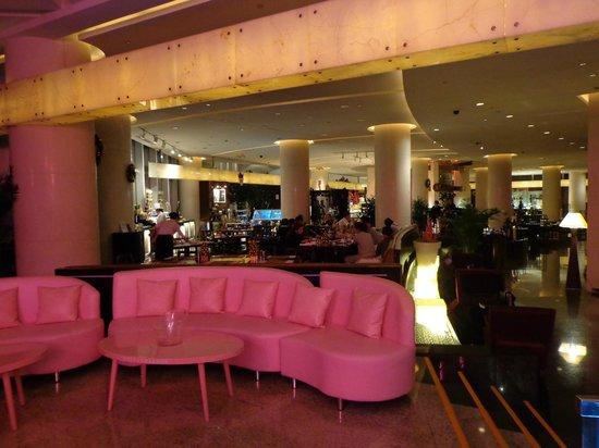 Le Royal Meridien Shanghai: Restaurant niveau réception