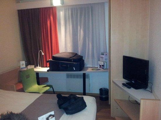 Ibis Gent Centrum St-Baafs Kathedraal: habitacion