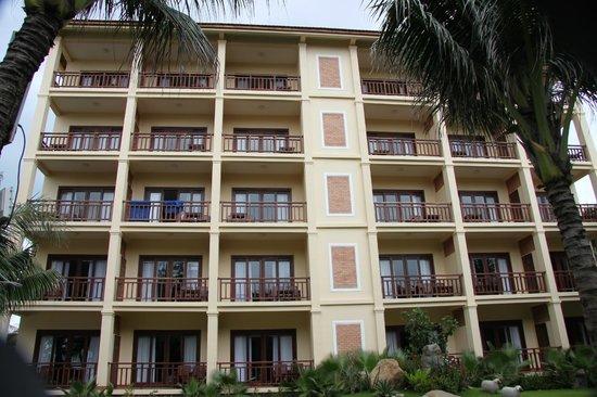 Sunny Beach Resort: Наше здание