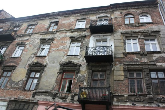 Praga Północ: Rua principal