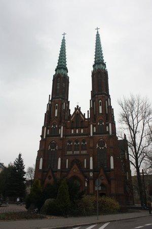 Praga Północ: Igreja