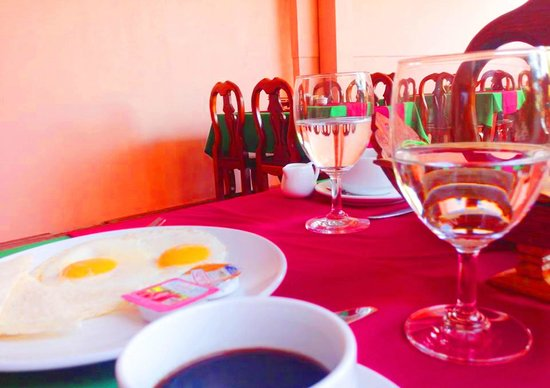 Angkor Dream Hotel : Breakfast