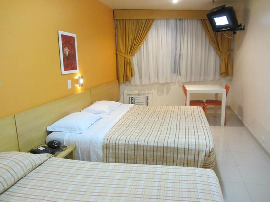 Atlantis Copacabana: La chambre 602