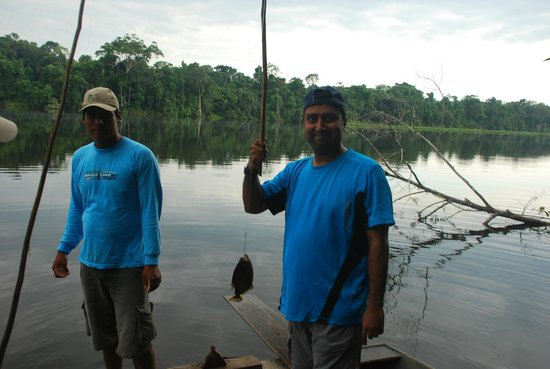 Posada Amazonas: Piranha Fishing