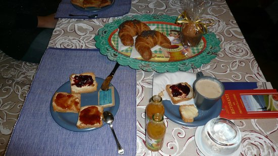 Le Dame della Cortesella B&B: Delicious Breakfast