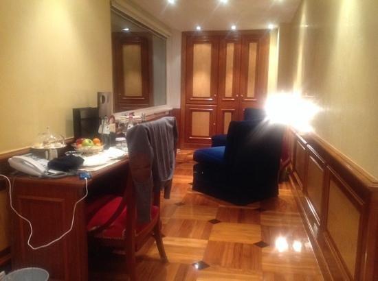 Hotel Raphael - Relais Chateaux: il salotto
