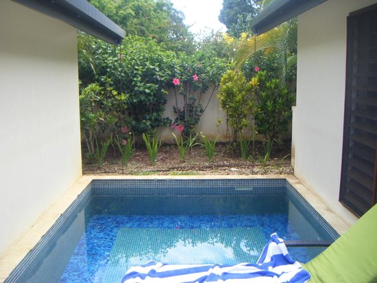 Mangoes Resort: Garden View Apartment