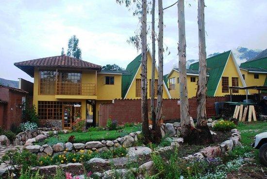 Amaru Valle Hotel: Hotel view