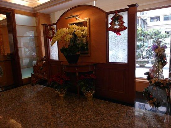 East Dragon Hotel : Lobby