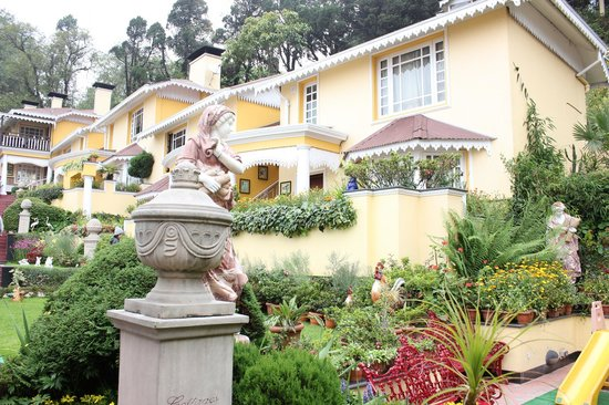 Mayfair Darjeeling: well maintained property