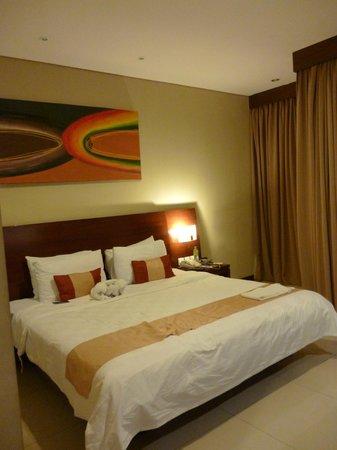 Amadea Resort & Villas : The super comfy King mattress bed !