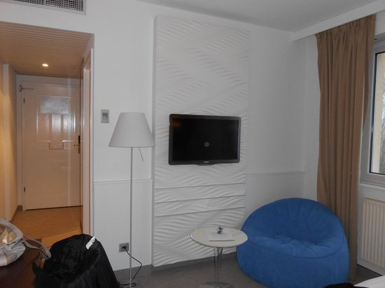 Hôtel L'Europe Colmar : chambre