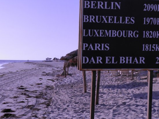 Djerba Holiday Beach : plage