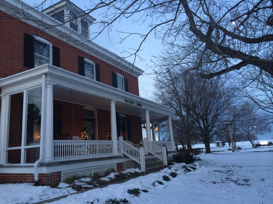 Walnut Lawn B&B: Best place to stay