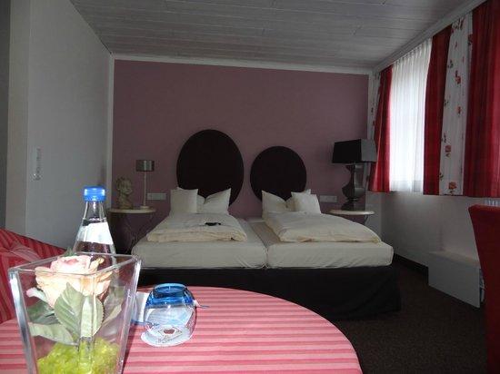 Flair Hotel zum Storchen: Chambre