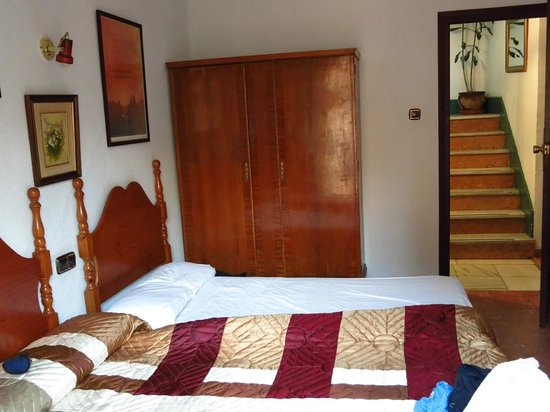 Pension Landazuri: Zweibettzimmer ohne Bad