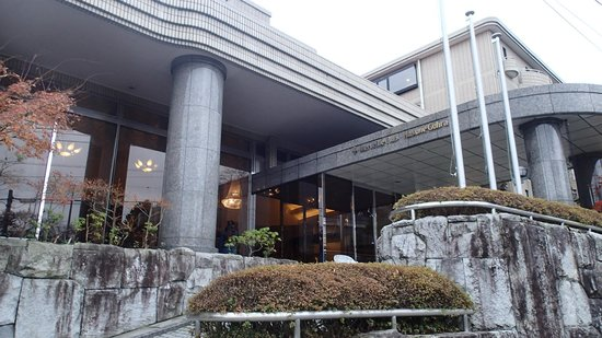Merveille Hakone Gora: 玄関