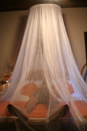 Pousada Riacho dos Cambucas: confortable bed