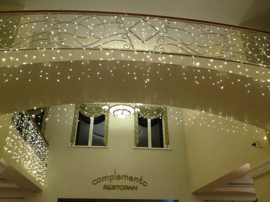 Baltic Hotel Vana Wiru: Lobby
