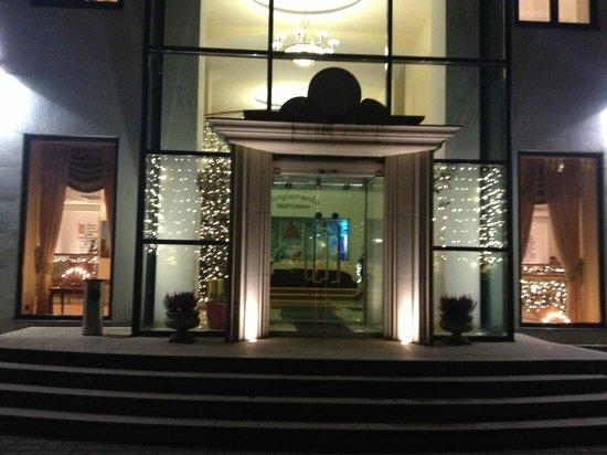 Baltic Hotel Vana Wiru: Entrance