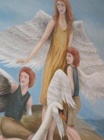 The National Wax Museum Plus : Children of Lir mythology